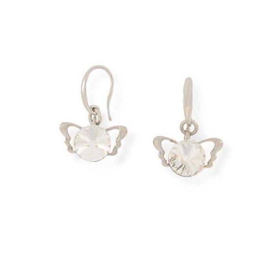 angel uhani-nakit s sporocilom