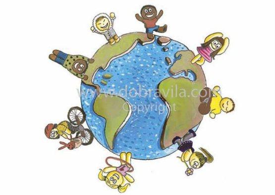 otroci sveta